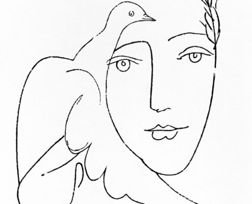 Colombe Picasso